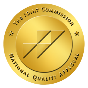 We Achieved The Gold Seal of Approval® from The Joint Commission
